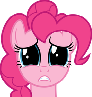 Sad Pinkie by mehoep