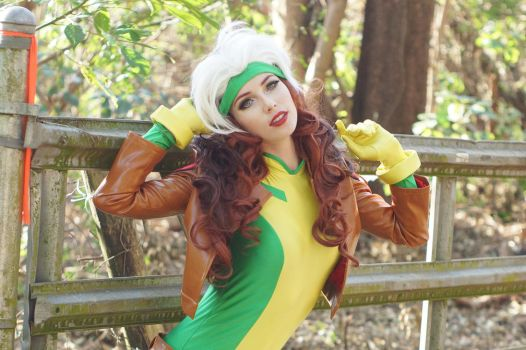 Rogue - Countryside III by MeganCoffey
