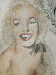Marilyn. by JoJoElizabeth