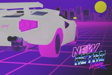 New Retro Wave by Citizen2c298