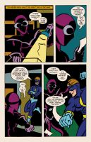 Lady Spectra and Sparky: Darkness Falls pg. 02 by JKCarrier