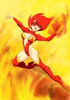 Fiery Creation by PedroSotto