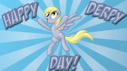 Quickie: Derpy Day by JustABlankFlank