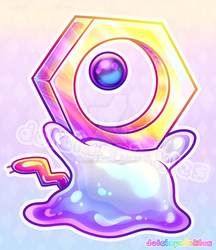 PKMN: Meltan by Dolcisprinkles