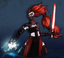 Sith Lord by duece