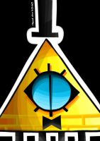 Cute Bill Cipher by xXCryptic-ChaosXx