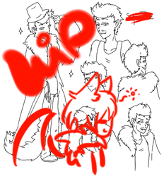 Wip 7 The Boss xD by Dream-Yaoi