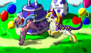 Ovipets contest thingy by Jess4everArts