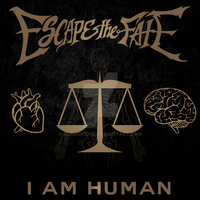 Escape the Fate - I Am Human Custom Cover by Blagoicons
