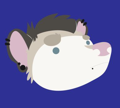 Vector Headshot by BearlyPunk