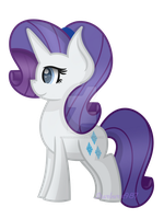 Rarity Grown Up by Starburst987