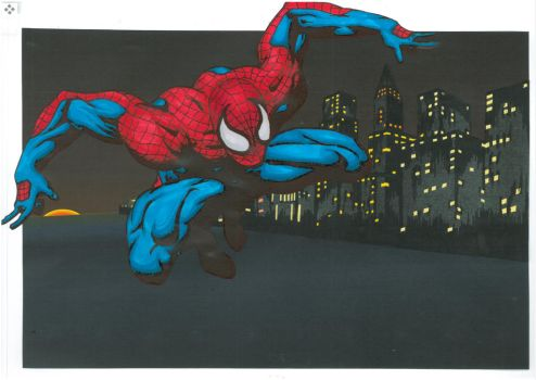 Spiderman by tom62810