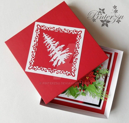 Greeting card box by pinterzsu