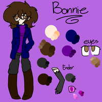 Bonnie 3.0 by Bonnieart04