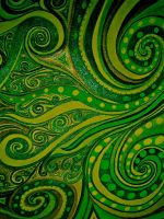 quantum green gravity by ameekathleen