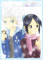 HitsuHina_Snow Melody by Bleach-Squad-10-Club
