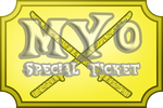 MYO Ticket by SwordsArmoire