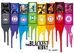 The Blackest Night by apple by weirdy182
