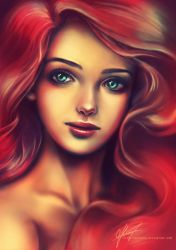 Ariel of the Sea by alicexz