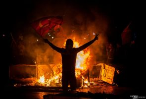 Occupy Istanbul_8 by kemalan