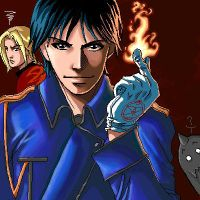roy mustang by flo-moshi