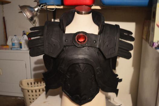 Making the Ganondorf armor 3 by jaredjlee