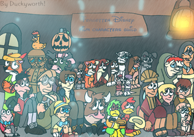 Don't Let Us Be Forgotten by Duckyworth
