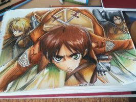 Attack on Titan by aBunny15