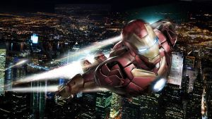 Iron Man by uncannyknack