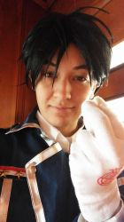 Cosplay: Colonel Roy Mustang by FullElven