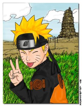 Naruto by lplover2k