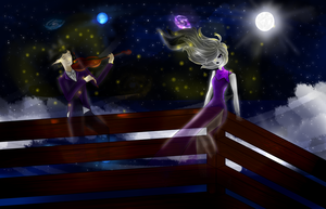 A Sky Full of Stars by SorceressIgnis