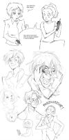 Jekyll Doodles: Fantastiche by otherwise