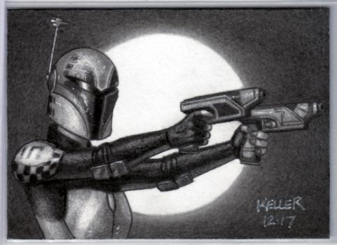 The Girl from Mandalore by Rathskeller7