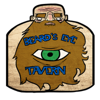 Beard's Eye Tavern Sign by Qrn103