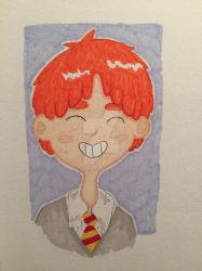 Ron Weasley by AlwaysTaylor