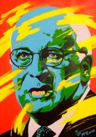 Neocon Series: Cheney by dennispmccann