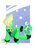 Peridot by WithRaspberries