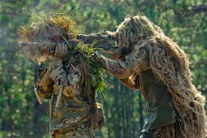 Ghillie Suits by MilitaryPhotos