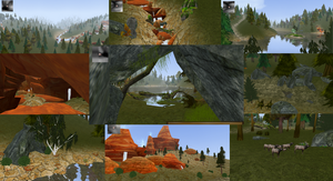 Soul's Hills - High-Def Public FH Map UPDATED by Soulsplosion