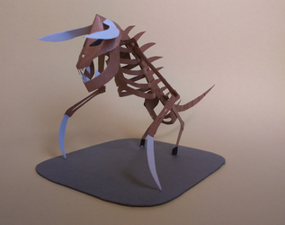 Kleer Skeleton by Kaminskyyy