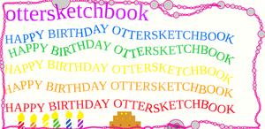 to:ottersketchbook by FlameBerryTheWolf