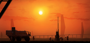 Outpost-34 by BlastWaves