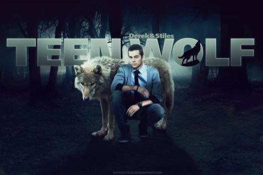 teen wolf by chouette-e