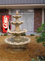 FREE STOCK, Hotel Fountain by mmp-stock