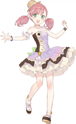 Atelier Firis - Escha Malier *11-years old* by gaming123456