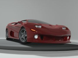 The Concept Sportscar by mmarti