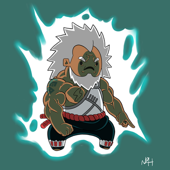 The Third Raikage by TheFutureFoundation