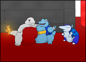 REQ - With Friends Like These by The-Fat-Red-Dragon