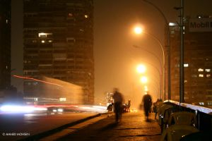 Cairo Nights 1 by A-Mohsen